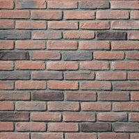 Brick Effect Wall Slips - Brick Effect Wall Facades - Brick Effect Wall Facings - Faux Brick Wall Slips