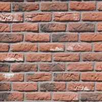 Thin Brick - Slim Brick - Brick Effect Tiling