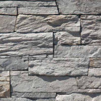 Manufactured Stone Wall Facades - Manufactured Stone Wall Facings - Fabricated Stone Cladding