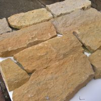 Natural Stone Slips - Natural Sandstone Slips - Natural Sandstone Wall Cladding - Cotswold Style Wall Cladding - Natural Stone Panels