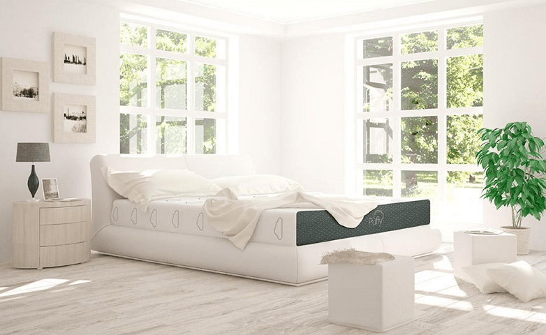 Puffy Mattress – California King Flat Sheets