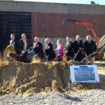 Shovels break ground on One Canal Street