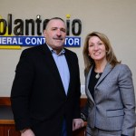 Lt. Governor Polito & Fran Colantonio Lead Effort to Promote Construction Opportunities