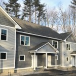 High-End Townhome Community Completed