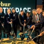 NPR News Station Breaks Ground