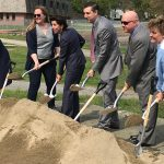 Kaestle Boos Breaks Ground on Middle School