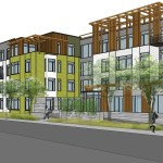 Nauset Breaks Ground on Transit-Oriented Apts.