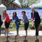 Prospect Heights Breaks Ground on Major Reno