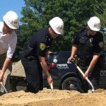 Delphi Breaks Ground at New Dartmouth Police HQ