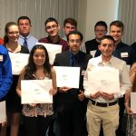KBE Awards Scholarships to CT Tech Grads