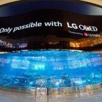 LG ELECTRONICS ENTHÜLLT WELTGRÖSSTE OLED-WAND IN DUBAI