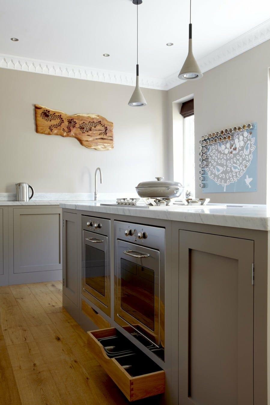 Beckenham Kent Handleless Kitchen Higham Furniture