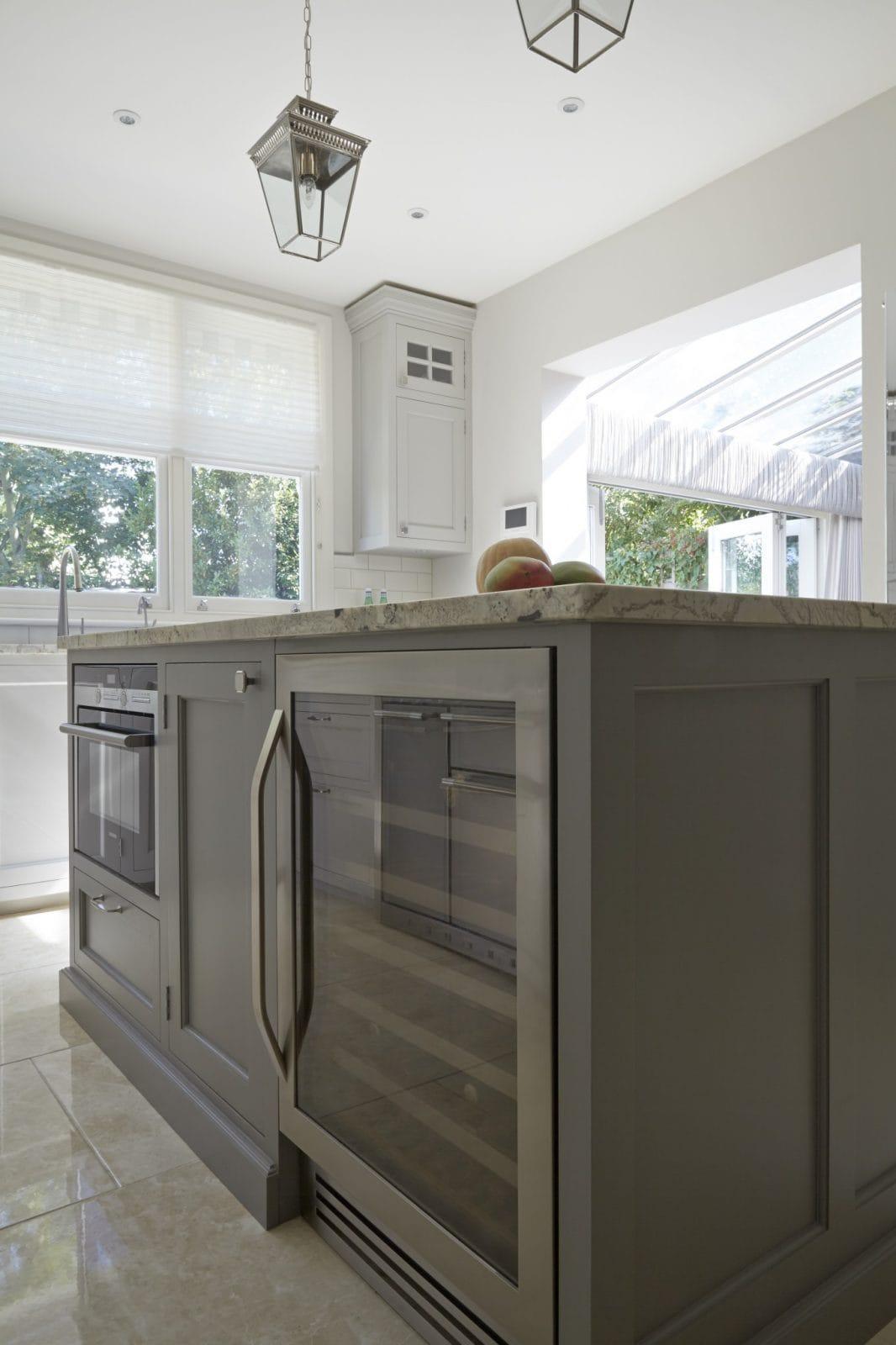Clapham American Style Kitchen Higham Furniture