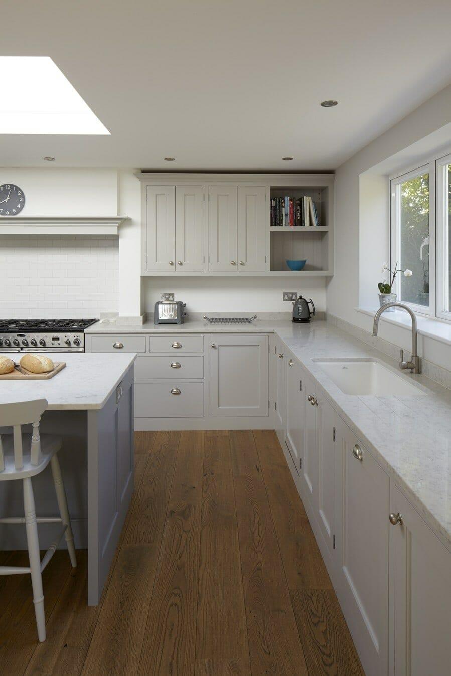 Hinchley Wood Surrey Traditional Kitchen Higham Furniture