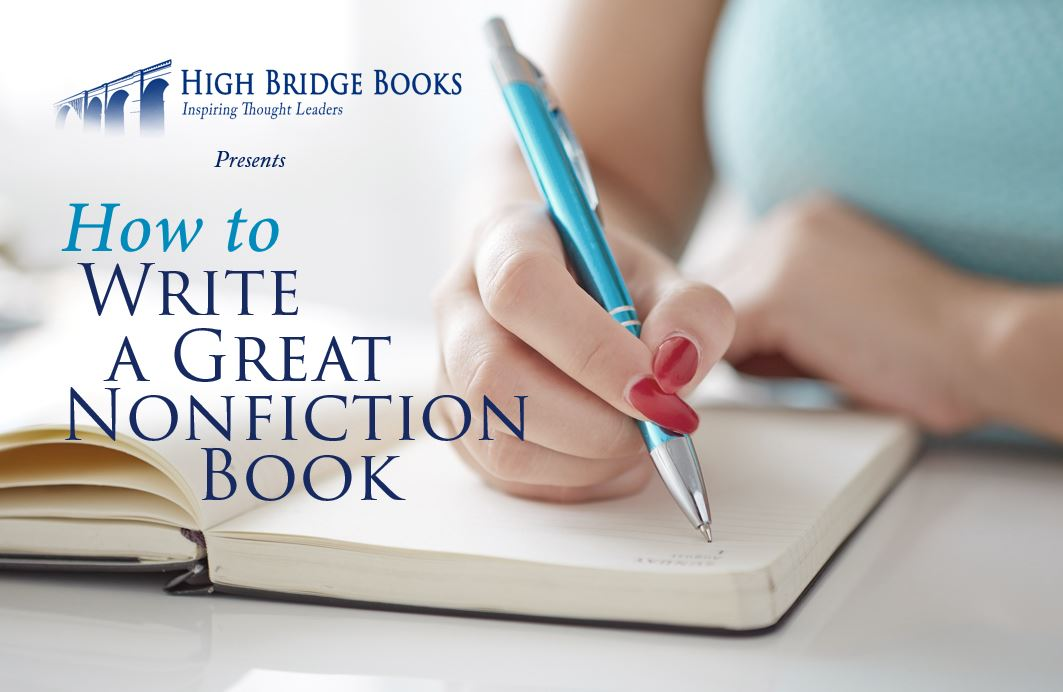 how to write nonfiction Buy writing your nonfiction book: the complete guide to becoming an author by trish nicholson (isbn: 9781784620660) from amazon's book store everyday low prices and free delivery on eligible orders.