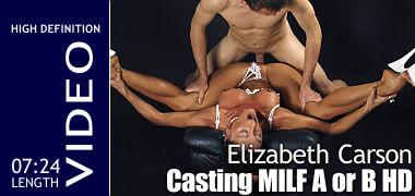 Elizabeth Carson Casting MILF A or B HD
