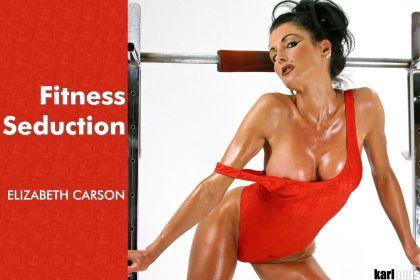 Elizabeth Carson - Fitness Seduction
