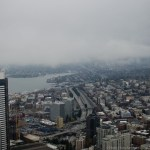 Observation Deck @ Columbia Center Tower, Seattle, Washington