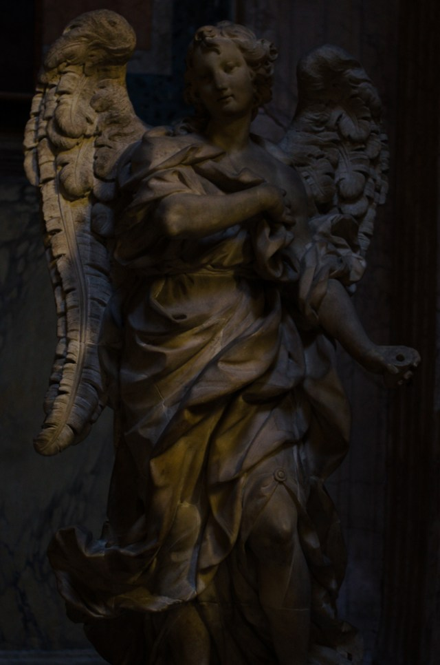 Archangel Gabriel @ Pantheon, Rome, Italy, Europe