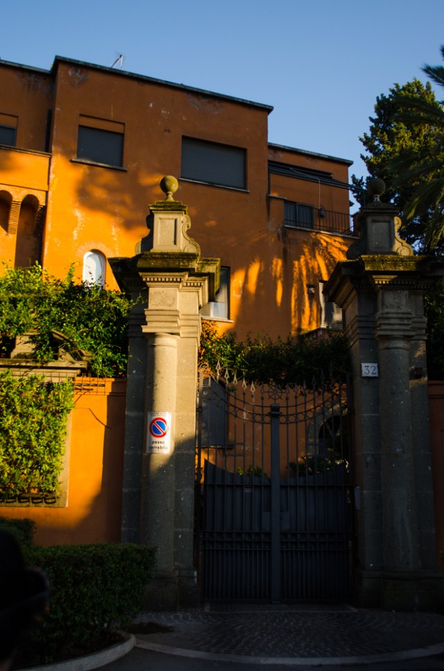 House @ Aventine, Rome, Italy