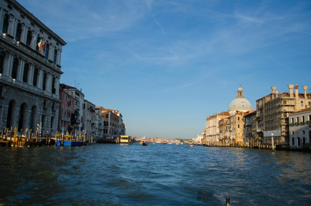 Grand Canal @ Venice, Italy
