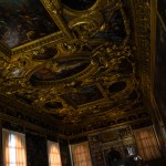 Chamber of the Scrutinio @ Doge's Palace, Venice, Italy
