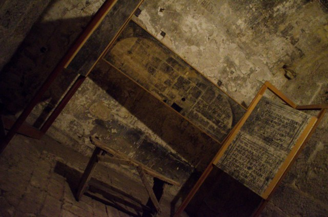 Torture Room @ Doge's Palace, Venice, Italy