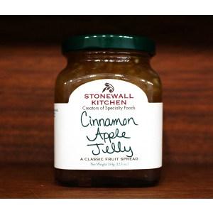 Cinnamon Apple Jelly