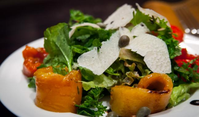 Marinated Bell Pepper Salad Recipe   High Country Olive Oil