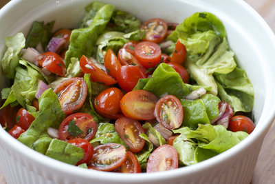 Marinated Cherry Tomato Salad   High Country Olive Oil