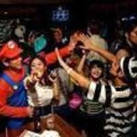 Halloween High Court Pub