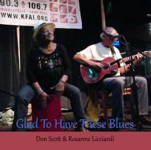 Don Scott Blues Duo | The High Court Pub