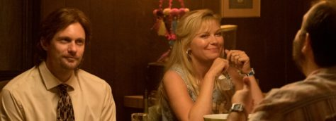 Kirsten Dunst & Alexander Skarsgard in On Becoming a God in Central Florida recensie op Telenet Play