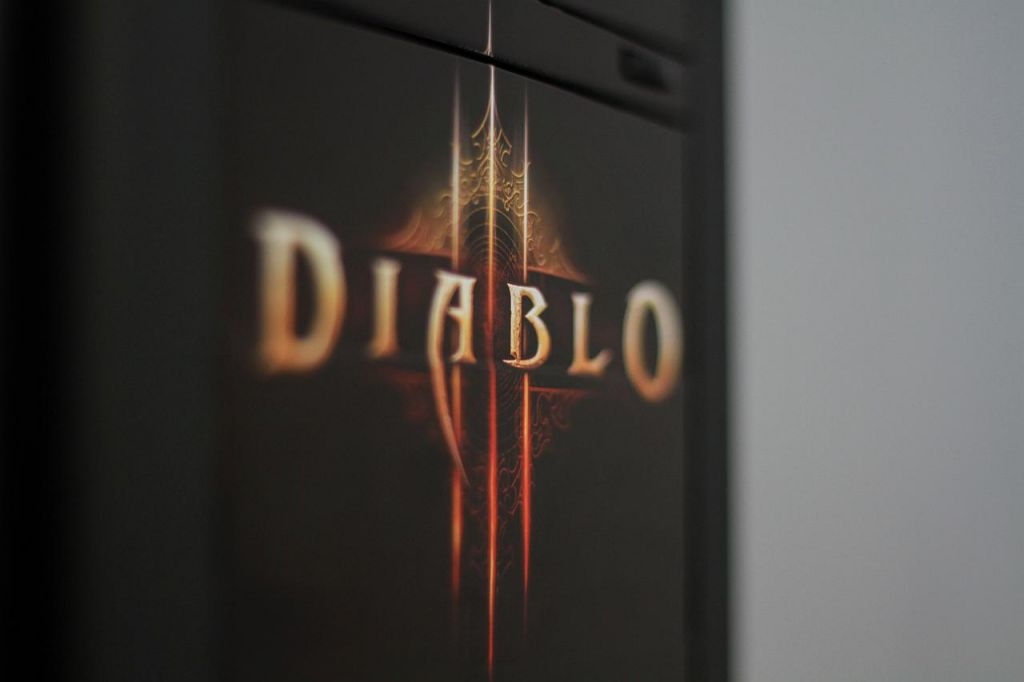 Gaming PC Diablo 3 Edition by High End Computer