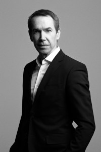 Visual artist Jeff Koons