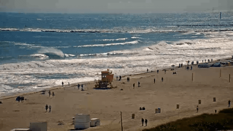 South Beach Swell Super Tubes 2019