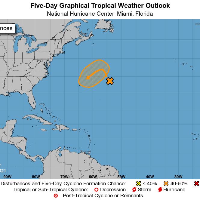 National Hurricane Forecast 5/24