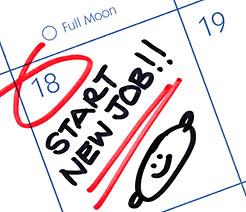 Job-on-Calendar