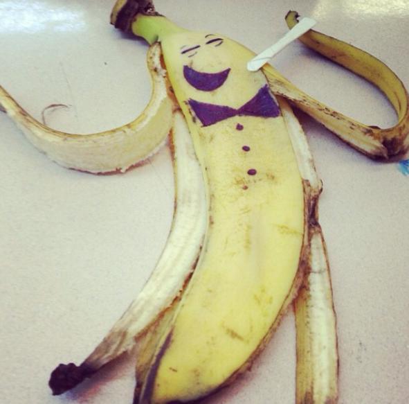 high banana