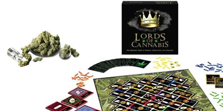 marijuana board games