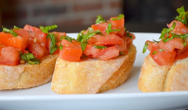 How to Make Kind Bud Bruschetta with THC Oil