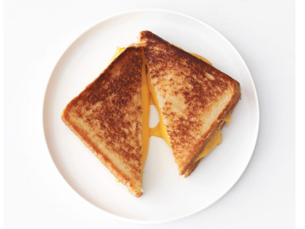 How to Make Cannabis-Infused Grilled Cheese