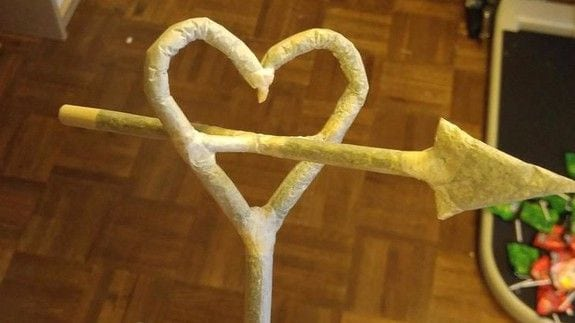 How to Roll a Heart Joint – Perfect for Valentine's Day!