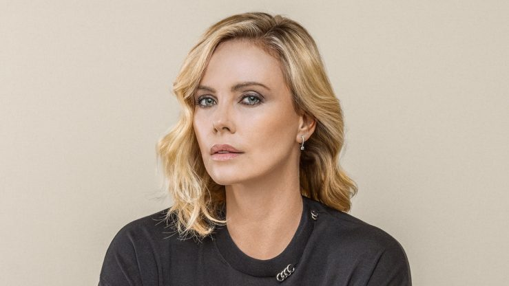 Charlize Theron Opens Up About Her Love of Weed