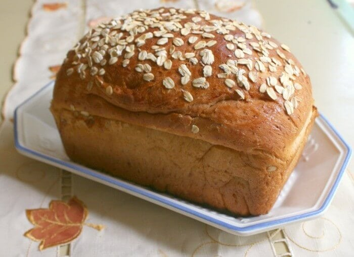 How to Make It: Honey Whole Weed Multi Grain Bread