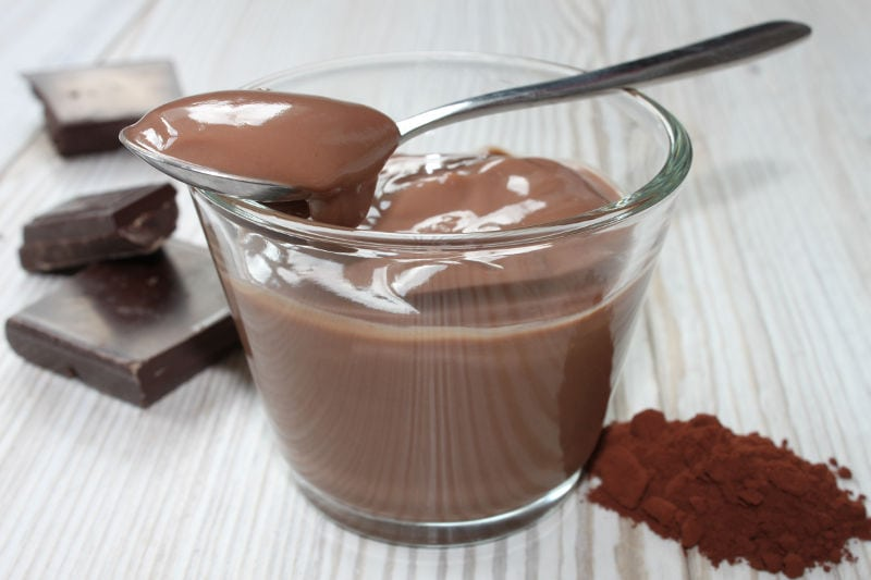How to Make Canna Chocolate Pudding – Cheap and Simple!