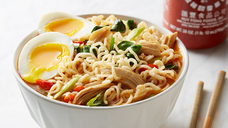 How to Make Weed Ramen Noodles