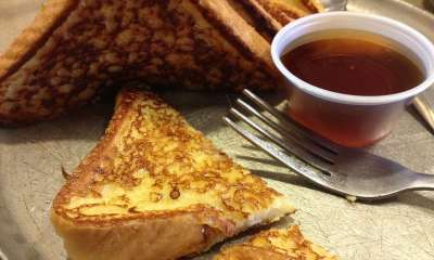 cannabis infused french toast