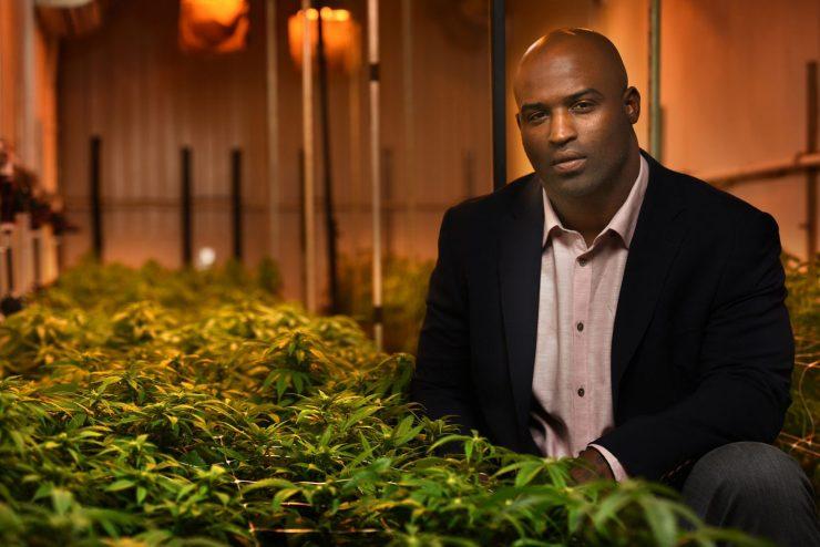 Ricky Williams pro-cannabis athletes
