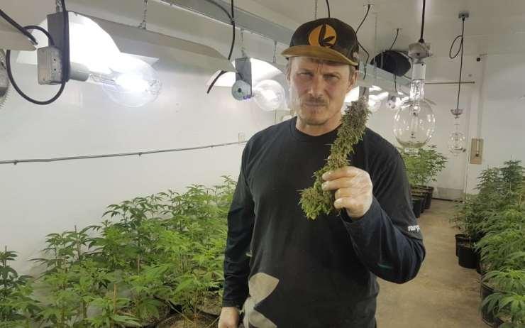 Ross Rebagliati pro-cannabis athletes